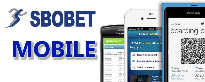 Mengakses faq sbobet dari mobile