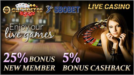 Pilihan bonus yang dipilih di sbobet